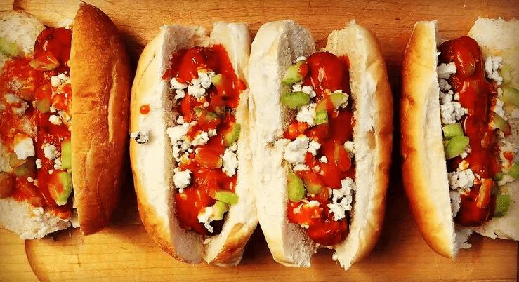 Chicken Hot Dog Sausages