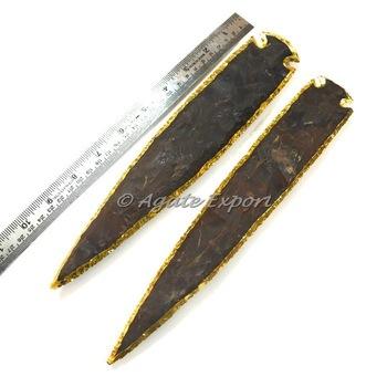 Electroplate Arrowheads