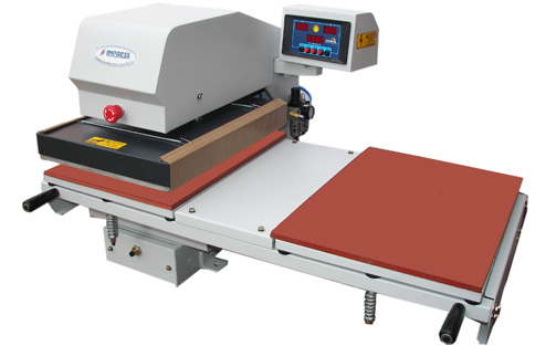 Automatic T-shirt printing machine double bed