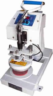 Ceramic plate press Printer