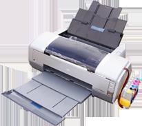 large format printing printer