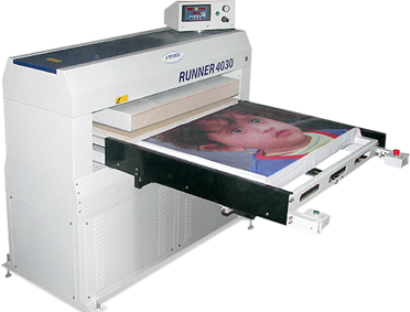 Large format printing Turn key sublimation solutions