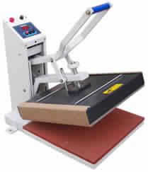 Manual heat press Printer