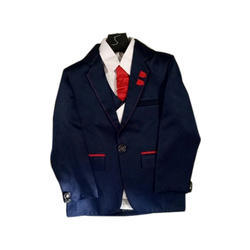 Kids Party Wear Blazer Suit