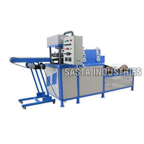 Heavy Duty Fully Automatic Pattal Making Machine