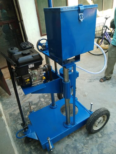 Stainless Steel Core Drilling Machine
