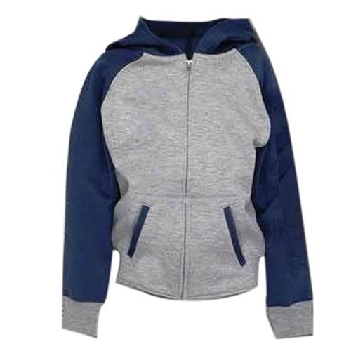 Zip Fleece Jacket