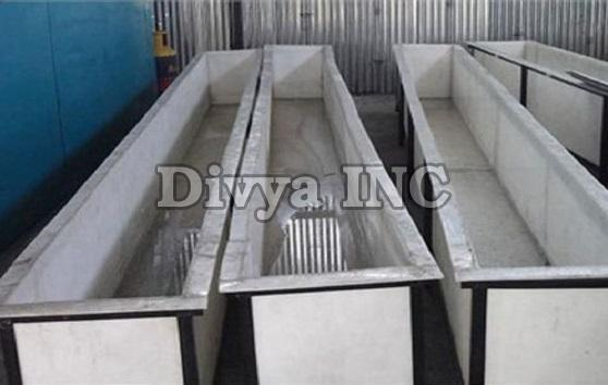 PP FRP Anodizing Tank