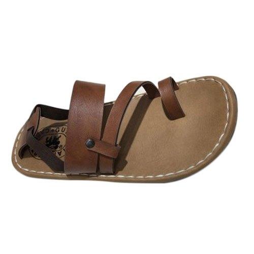 Guardian Pvc Designer Men Leather Sandal