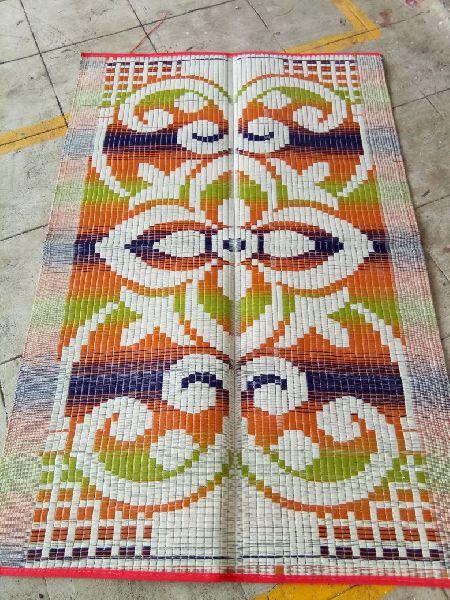 White Plastic Floor Mat (M4*61)