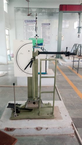 Izod Charpy Impact Testing Machine