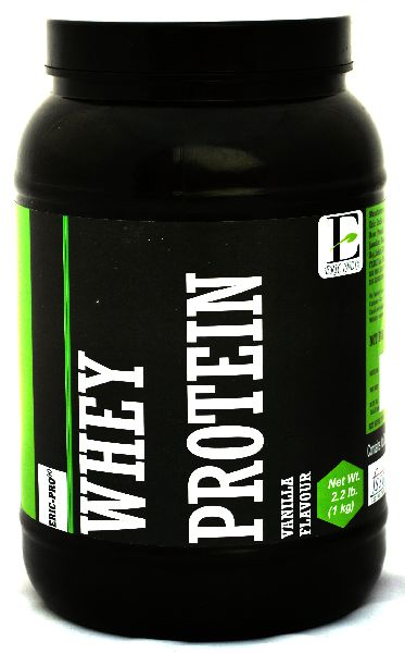 vanilla whey protein powder (EP-27)