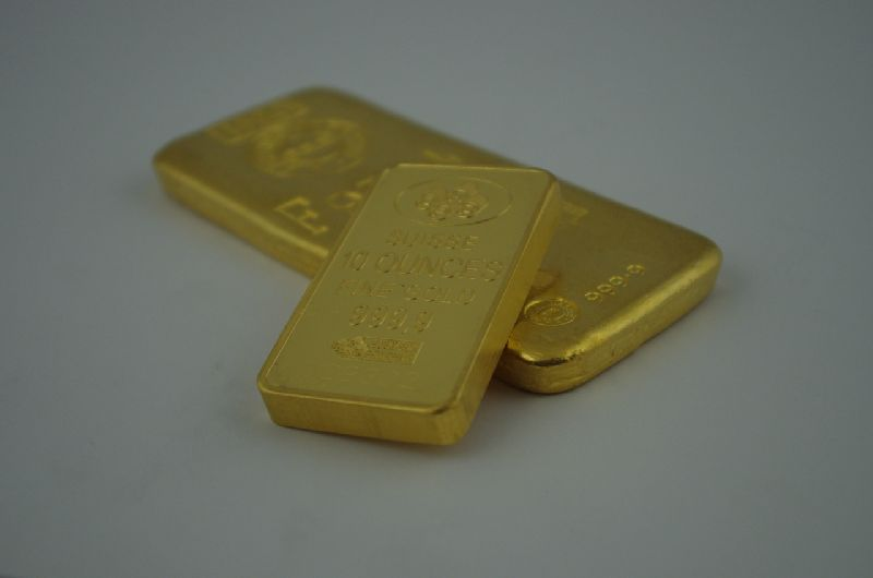 Gold Dust (gold bars)