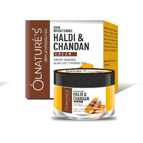 Haldi Chandan Face Cream