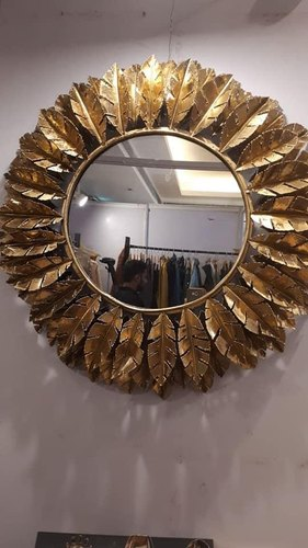 Round Wall Mirror (AS-MRBD-03)