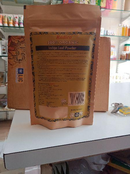 Organic Indigo Leaf Powder