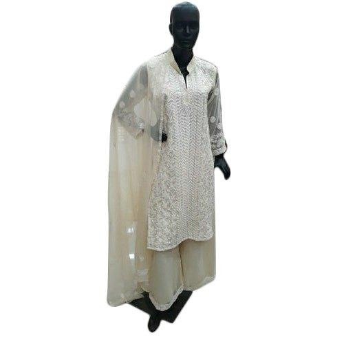 Designer Chikankari Suits