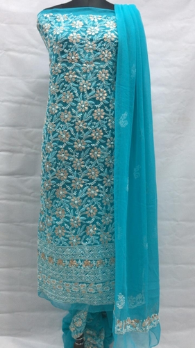 Gota Patti Chikankari Suits