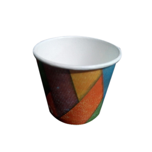 Disposable Round Paper Cups