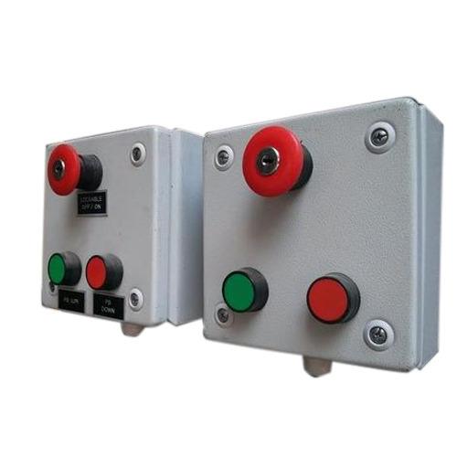 3 Way Push Button Station