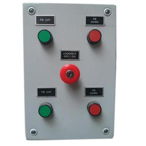 5 Way Push Button Station