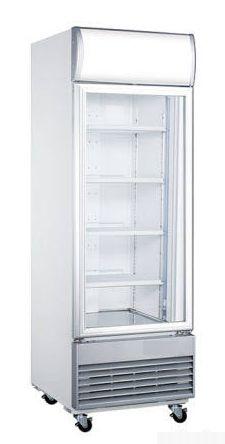 Vertical Ice Cream Freezer