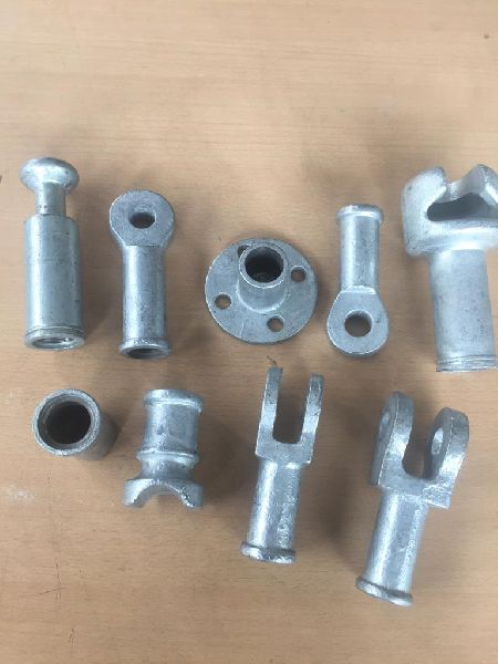 Insulator end fitting parts