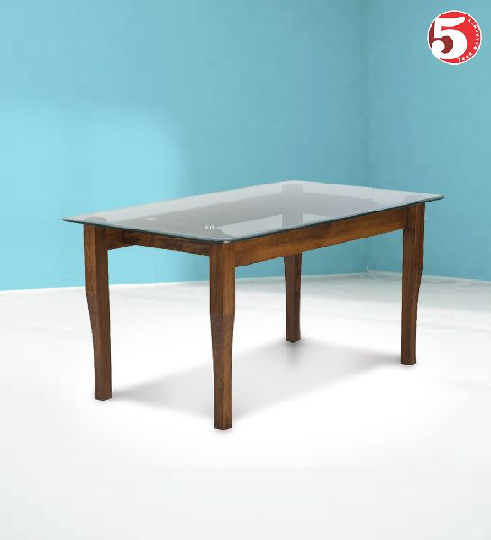 Glass Top Rectangular Dining Table Manufacturer Exporters From India Id 4686868