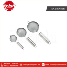 Trendy and Easy to Handle Tea Strainer