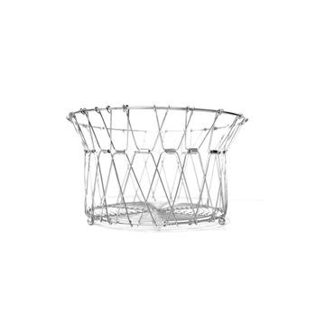 Wire Folding Basket