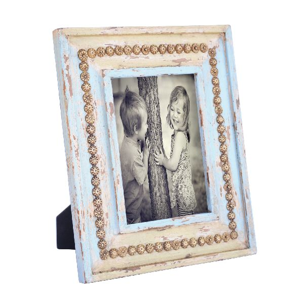 Table top Distressed photo frame