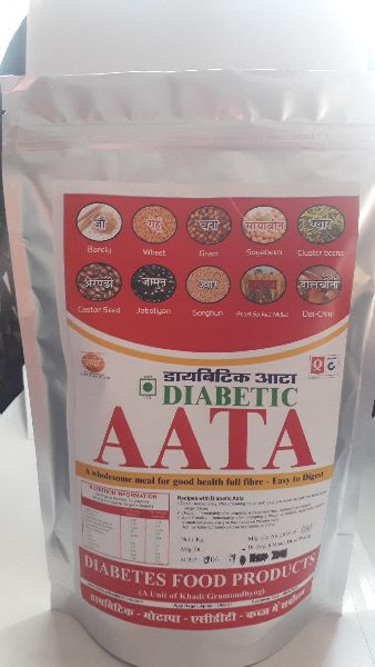 diabetes food products (ATTA)