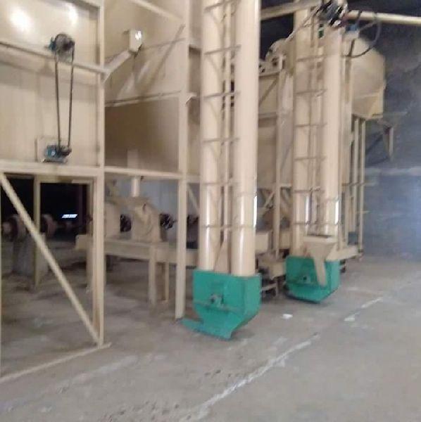 Guar Gum  Spirit Plant Machine
