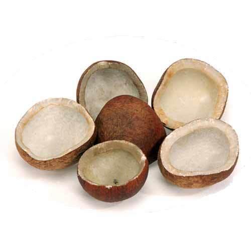 Split Dried Coconut