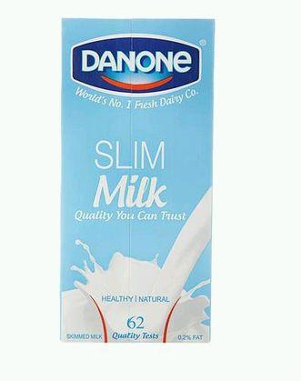 Danone Slim Milk