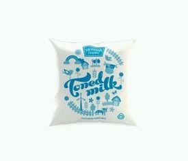 Mother Dairy Toned Milk