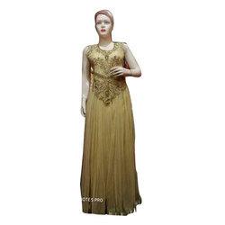 Designer Net Gown