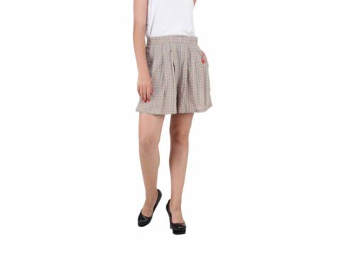 Rayon Printed Pocket Shorts
