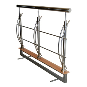 SS RAILINGS FOR STAIRS