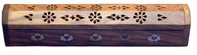 Wooden Incense Stick Holder