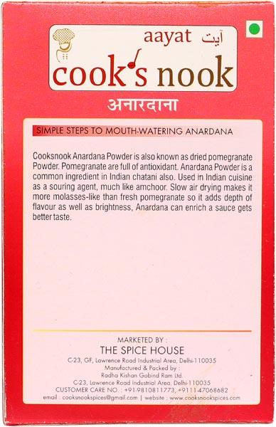 Cook's Nook Anardana Powder