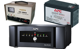 UPS, Inverters, Batteries & Stabilizers