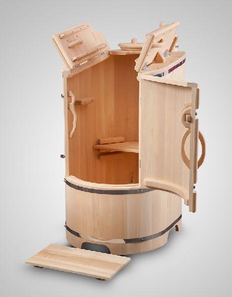 Cedar Body Rejuvenation Barrel