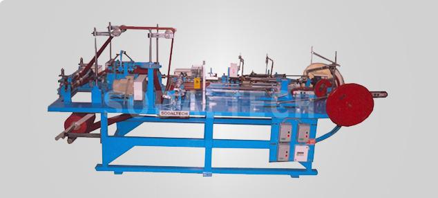 Convolute Paper Tube Winding Machine