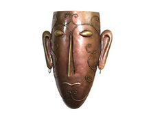 male Mask Wall Hanging Home Decor