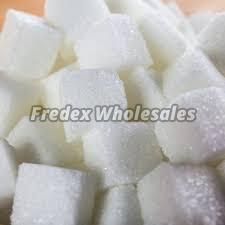White Cube Sugar Icumsa 45