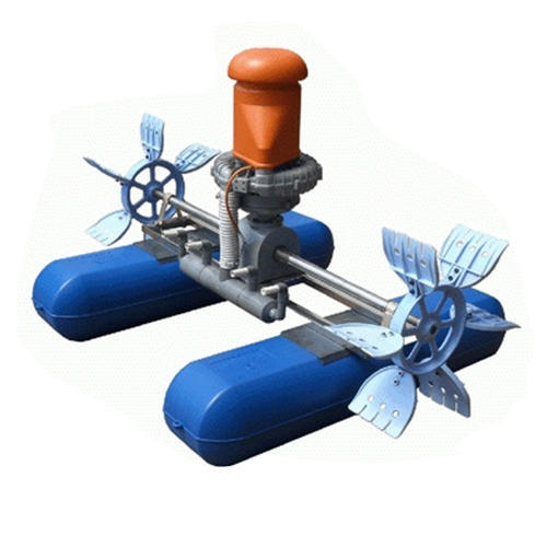 SS Paddle Wheel Aerator