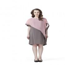 RADIATION SAFE-STYLISH COMFORTABLE ROUND DRESS