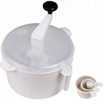 SUPERDEALS ATTA MAKER WITH FREE MEASURING CUP