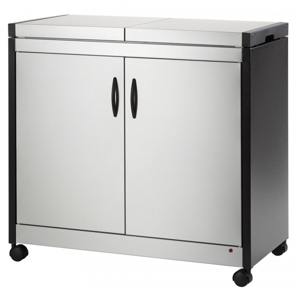 Brushed Stainless Connossieur Trolley